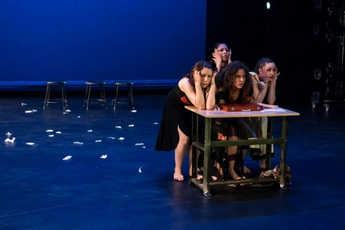 JKing Dance Company dancers in 'Com.Part.Men.tal.Eyes.'