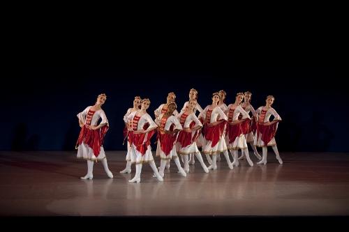 Raymonda Act III - Grand pas hongrois ladies