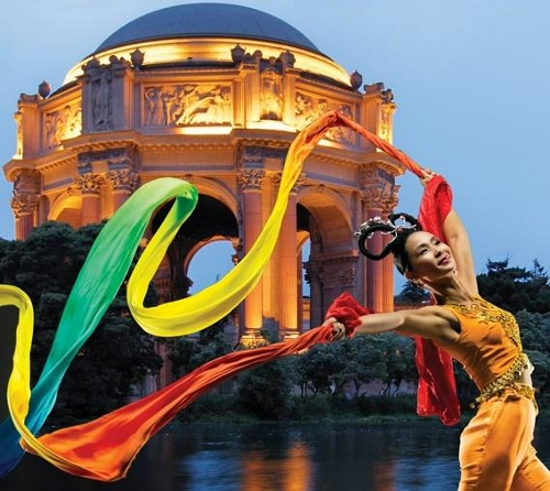 Photo courtesy of 37th ANNUAL SAN FRANCISCO ETHNIC DANCE FESTIVAL