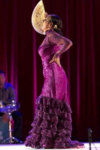 La Lupi. Photo courtesy of La Lupi Flamenco