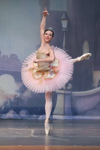 Regina Pietraroia as Violente in Olmsted Performing Arts' 'Sleeping Beauty.'