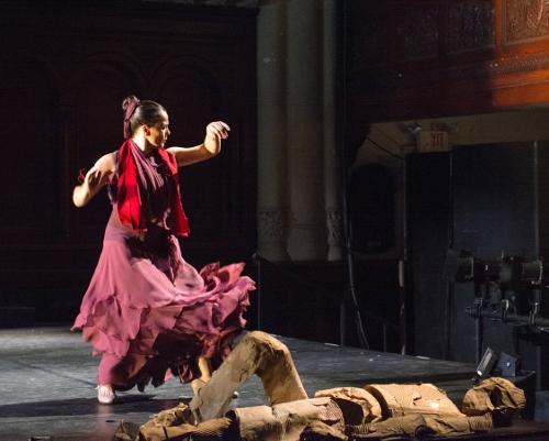 Soledad Barrio as Antigona