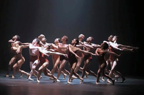 Complexion dancers in Dwight Rhoden's 'Ballad Unto…'