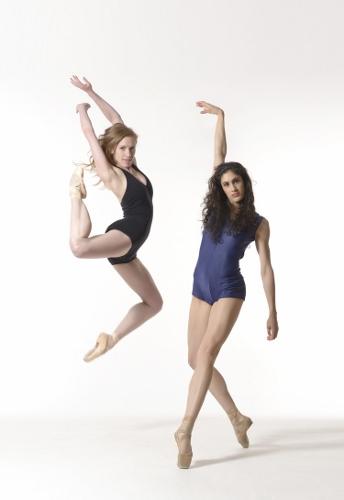 CDT's Elena Keeny and Stefani Repola.