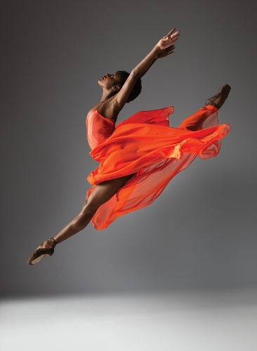 Dance Theatre of Harlem's Ingrid Silva.