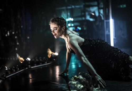 Laura Careless as The Queen
