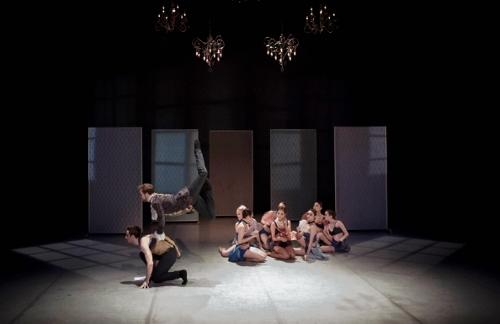 Grand Rapids Ballet dancers in Annabelle Lopez Ochoa's 'Dangerous Liaisons.'