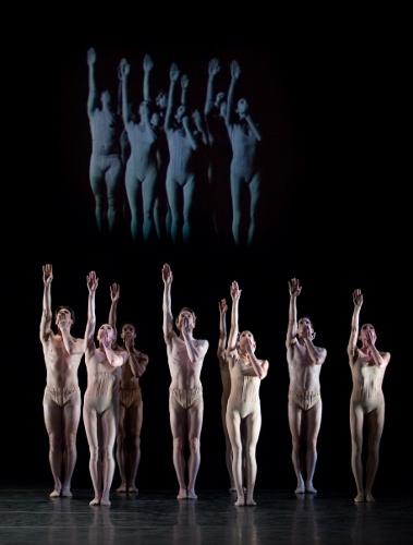 Pennsylvania Ballet Principal Dancer Jermel Johnson in Nacho Duato's 'Without Words.'