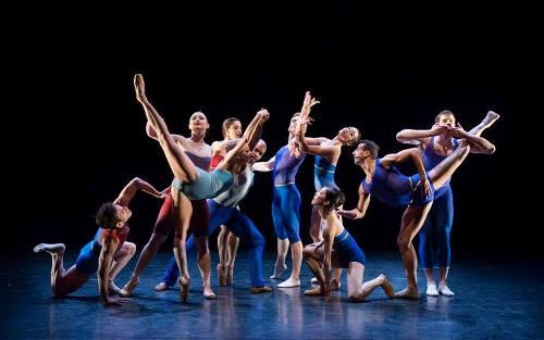 BalletX dancers in Matthew Neenan's 'Show Me.'