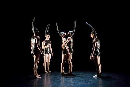 BalletX dancers in Trey McIntyre's 'Big Ones.'