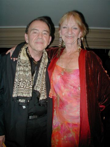 Bob Lombardo and Lise la Cour