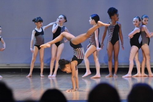 Loco-Motion Dance Theatre for Children's 'Letter to the Schoolyard Bully.'