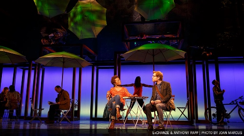 A scene from 'IF/THEN.'