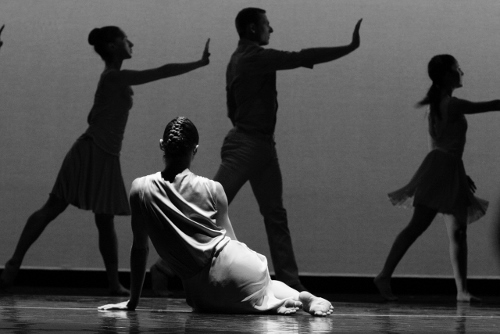 RIOULT Dance NY in Pascal Rioult's 'Dream Suite.'
