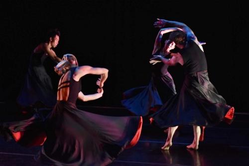 GroundWorks DanceTheater in David Shimotakahara's 'Carmina Burana.'
