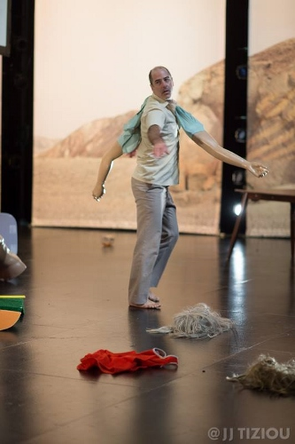 Nichole Canuso Dance Company / Early Morning Opera in 'Pandaemonium.'