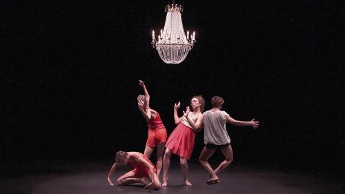 ZOE | JUNIPER dancers in Zoe Scofield & Juniper Shuey's 'Clear & Sweet.'
