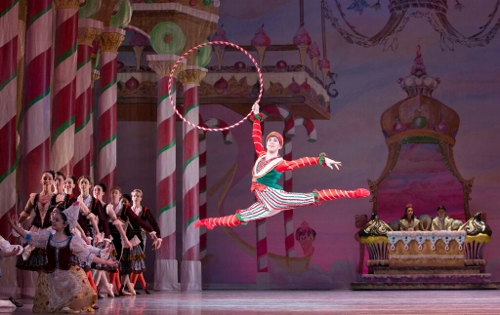 Pennsylvania Ballet in George Balanchine's 'The Nutcracker.'