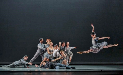 """Smuin Contemporary American Ballet in Garret Ammen's """"Madness, Rack, and Honey."""""""