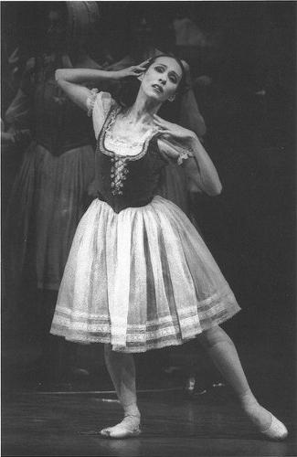 Marianna Tcherkassky in 'Giselle' (American Ballet Theatre).