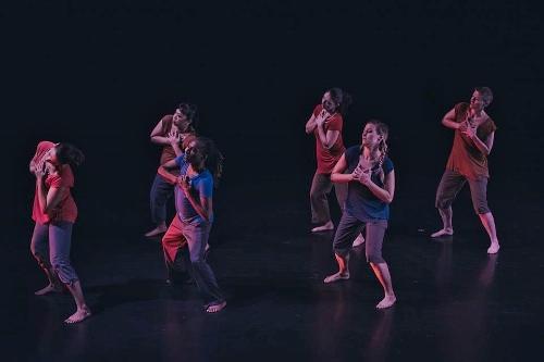 Antaeus Dance in Joan Meggitt's 'Mercy.'