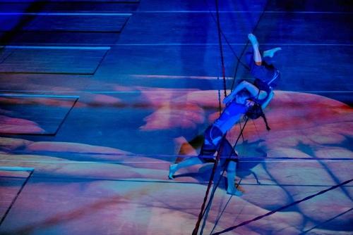 Dancers: MaryStarr Hope & Megan Lowe.