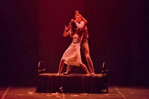Eifman Ballet of St. Petersburg in Boris Eifman's 'Tchaikovsky. Pro et Contra'