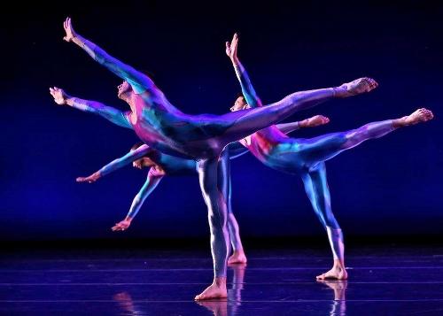 "Dance Kaleidoscope in David Hochoy's ""First Light."""