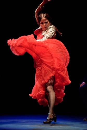 Olga Pericet in 'Creations of My Repertory.'