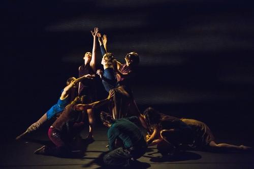Ariel Rivka Dance in 'No Words.'