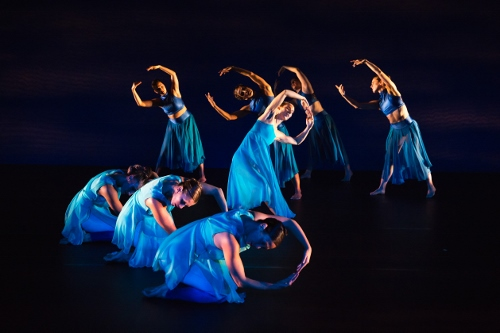 Ariel Rivka Dance in 'Undertow.'