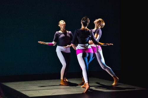 Ariel Rivka Dance in 'Variations on a Box.'