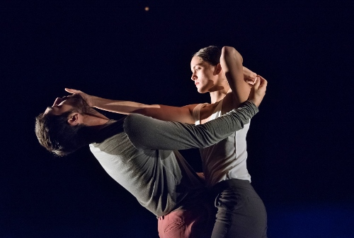 "Roy Assaf Dance<br>""Six Years Later""<br>Pictured: Roy Assaf and Madison Hoke."
