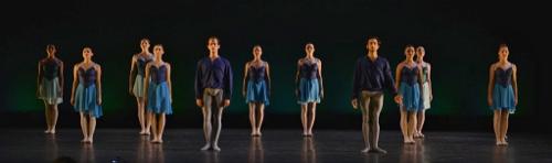 "Cleveland Ballet in Gladisa Guadalupe's ""Concerto."""