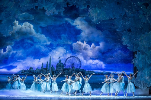 The Joffrey Ballet in Christopher Wheeldon's 'The Nutcracker'.