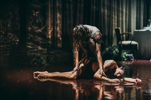 Nederlands Dans Theater in Franck Chartier's 'The Hidden Floor'.