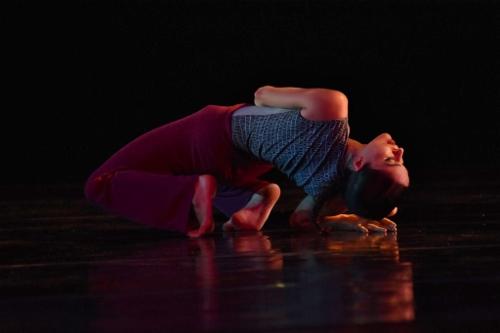 """GroundWorks' Gemma Freitas Bender in Amy Miller's """"Vade Mecum."""""""