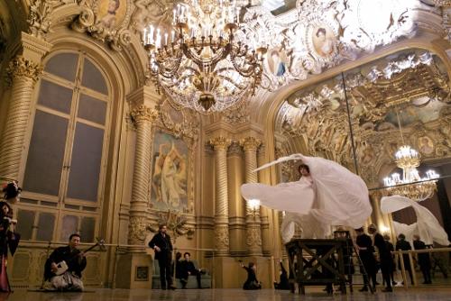 Scene from 'The Dancer.'