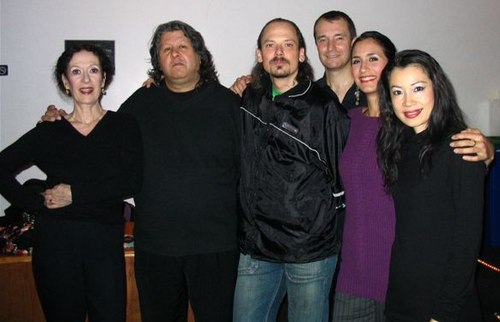 Andrea Del Conte with Her Dancers & Musicians