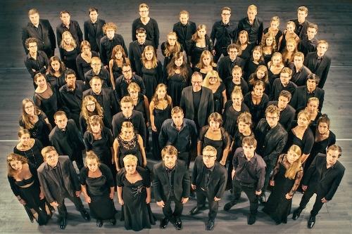 Madrigalchor from the Hochschule fur Musik und Theatre Munchen