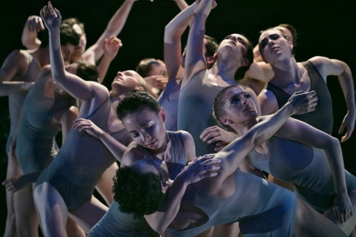 Peridance Contemporary Dance Theater in Igal Perry's 'Gran Partita.'