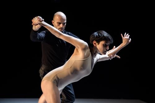 Dansk Danseteater in Stephen Shropshire's 'About Miss Julie.'