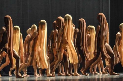 """Danza Contemporánea de Cuba in Christophe Beránger and Jonathan Pranias-Descours' """"Consagración."""""""