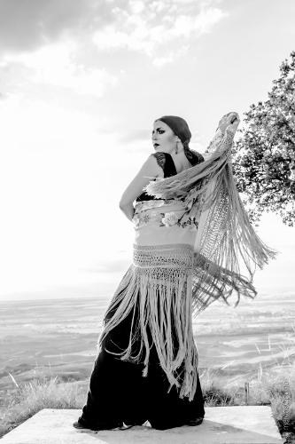 Flamenco Vivo Carlota Santana<br>Pictured: Guadalupe Torres