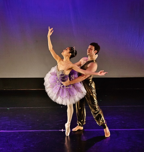 Indianapolis Ballet production of Beyond Ballet