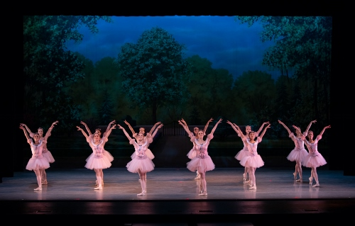 Dancers: Indianapolis Ballet<br>Ballet: Raymonda Variations <br>Choreography by George Balanchine (c) The George Balanchine Trust.