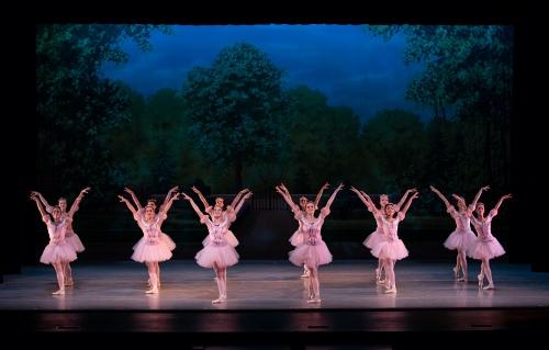 Dancers: Indianapolis Ballet<br>Ballet: Raymonda Variations <br>Choreography by George Balanchine (c) The George Balanchine Trust.
