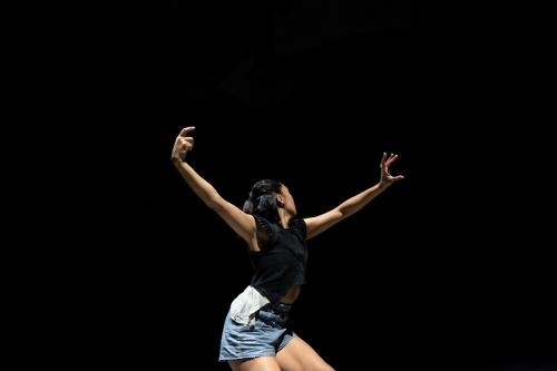 Allegra Bautista in Kristin Damrow's IMPACT.