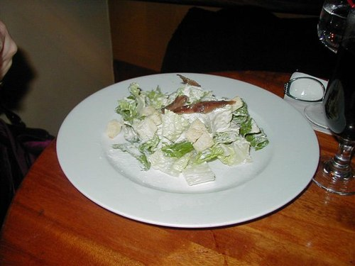 Julienne's Caesar Salad