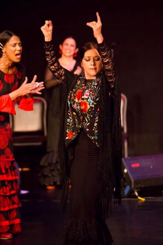 Reyes Barrios' 'Forever Flamenco'